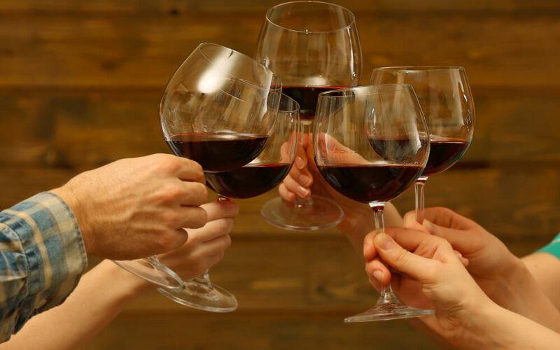 Smukke vinglas til hyggelige stunder i hjemmet